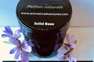 Solid Perfume Base