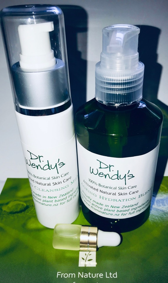 Dr Wendy's Anti Ageing Duo