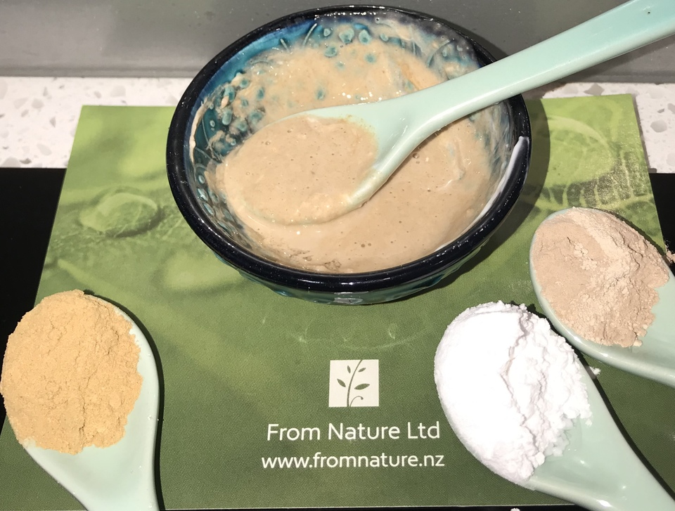 Face Masque (Clay based)